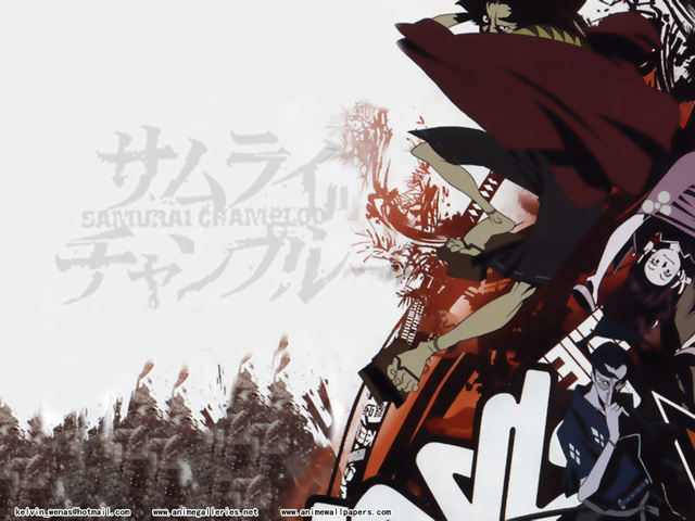 Samurai Champloo Anime Wallpaper #19