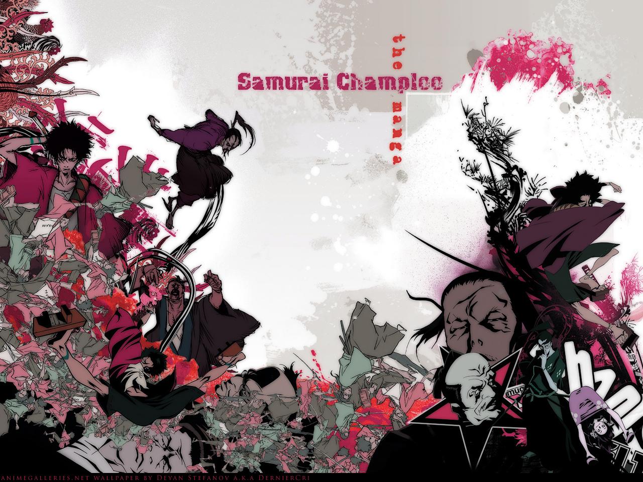 Samurai Champloo Wallpaper #21 (Anime Wallpapers.com)
