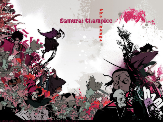 Samurai Champloo Anime Wallpaper #21