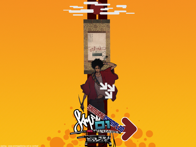 Samurai Champloo Anime Wallpaper #25