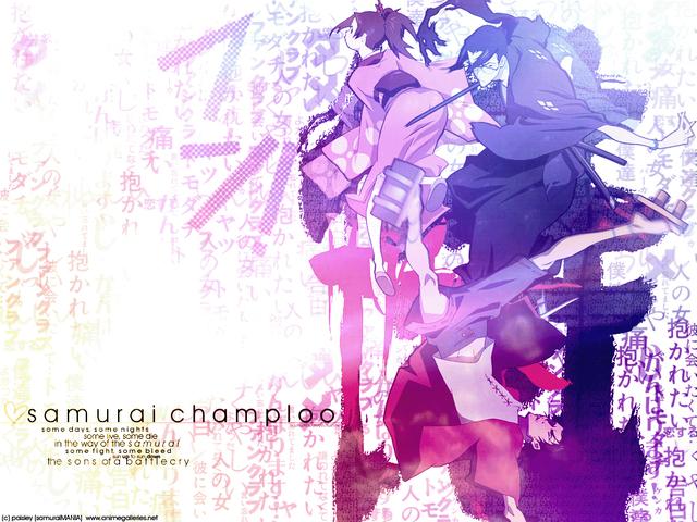 Samurai Champloo Anime Wallpaper #28