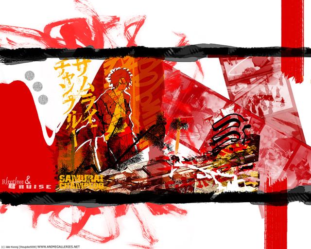 Samurai Champloo Anime Wallpaper #30
