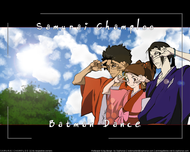 Samurai Champloo Anime Wallpaper #31