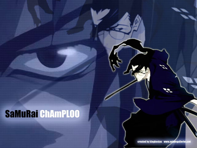 Samurai Champloo Anime Wallpaper #32