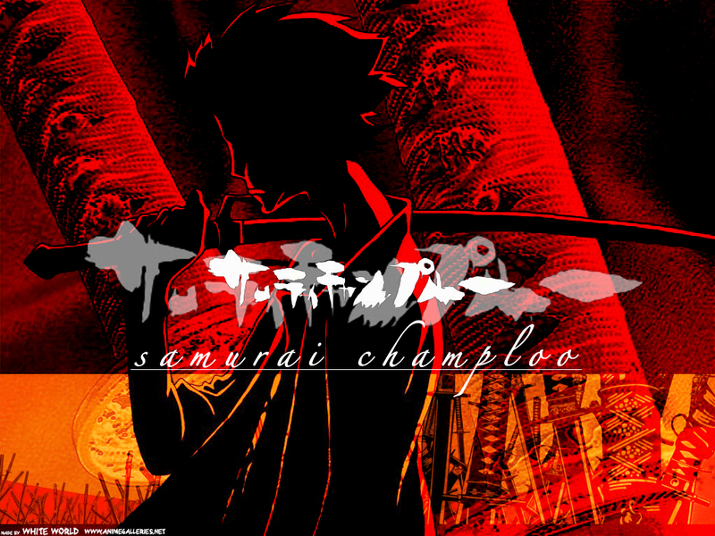 Samurai Champloo Anime Wallpaper # 33