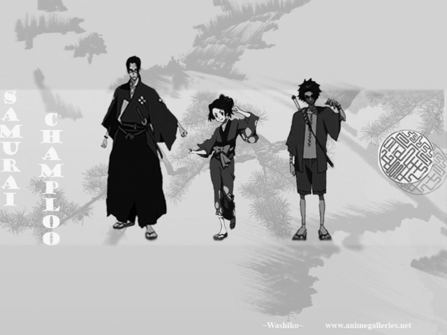 Samurai Champloo Anime Wallpaper #34