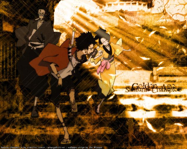 Samurai Champloo Anime Wallpaper #35