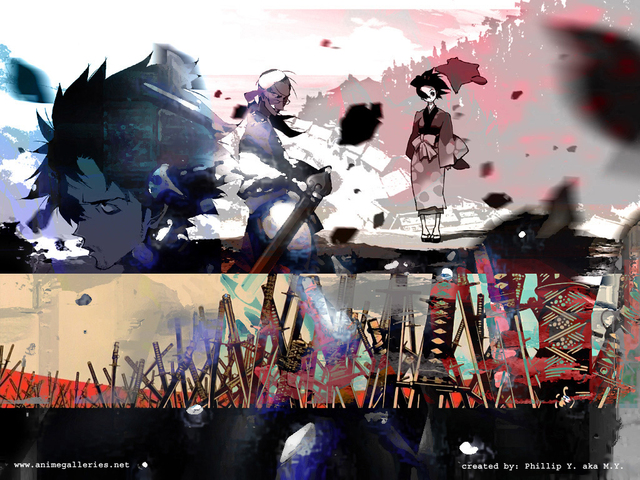 Samurai Champloo Anime Wallpaper #36