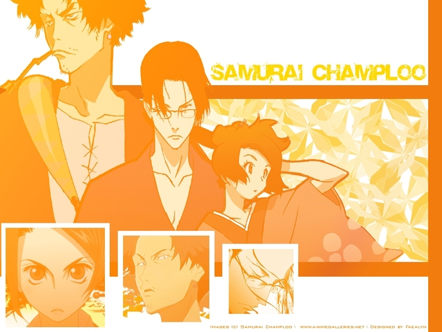 Samurai Champloo Anime Wallpaper #37