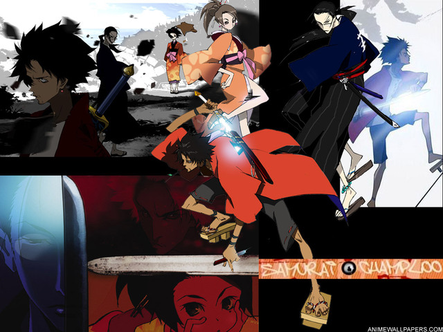 Samurai Champloo Anime Wallpaper #3