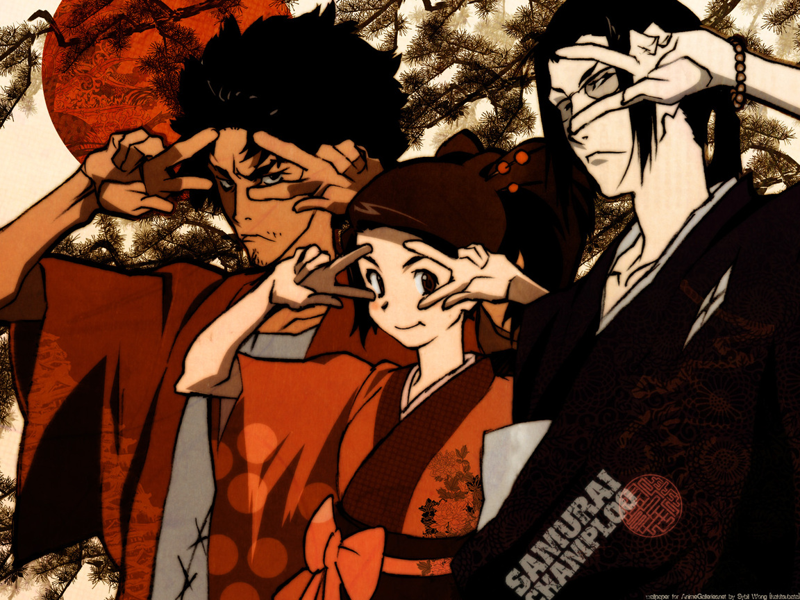 Samurai Champloo Anime Wallpaper # 40