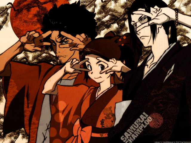 Samurai Champloo Anime Wallpaper #40