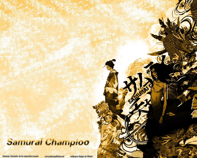 Samurai Champloo Anime Wallpaper #41