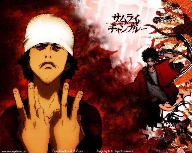 Samurai Champloo Anime Wallpaper #45