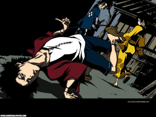 Samurai Champloo Anime Wallpaper #5