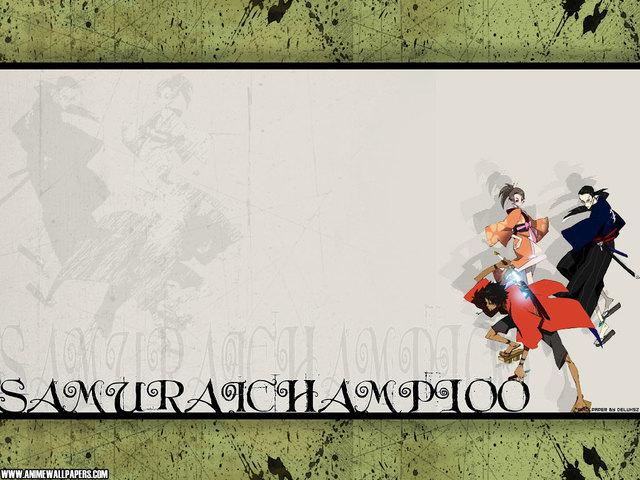 Samurai Champloo Anime Wallpaper #6