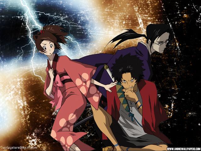 Samurai Champloo Anime Wallpaper #7