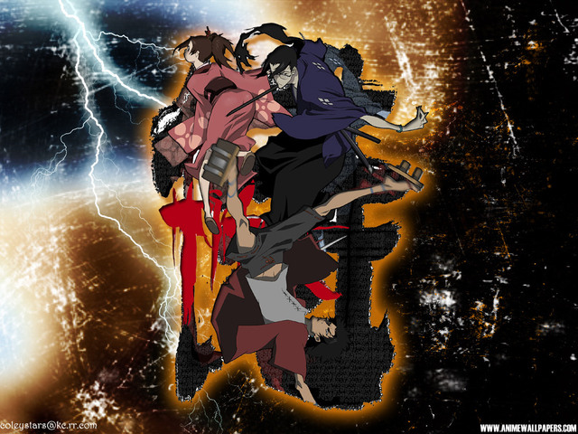 Samurai Champloo Anime Wallpaper #8