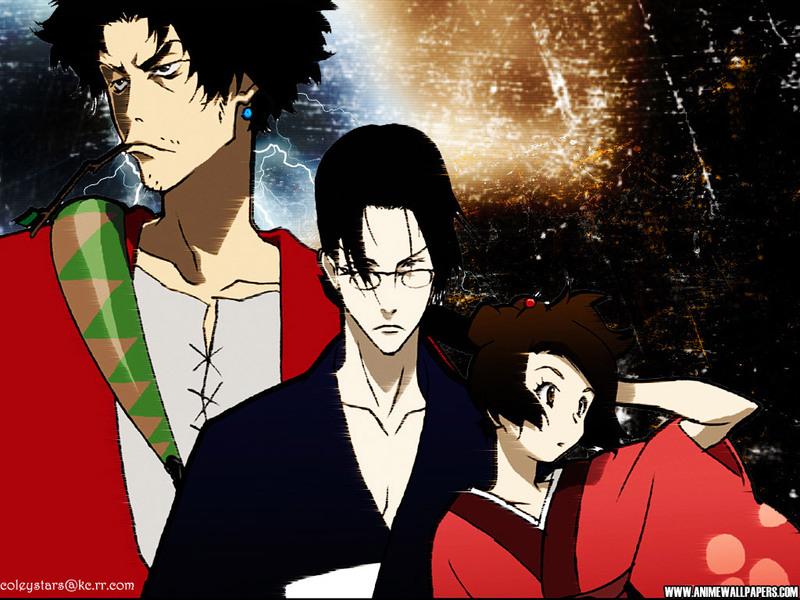 Samurai Champloo Anime Wallpaper # 9