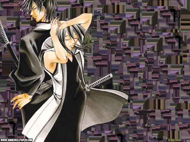 Samurai Deeper Kyo Anime Wallpaper #1