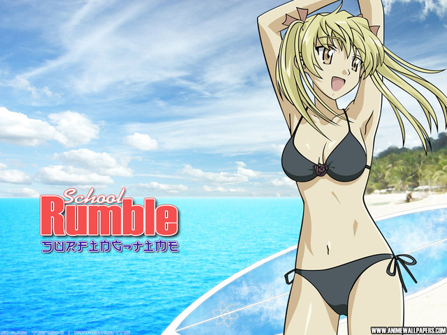 School Rumble Anime Wallpaper #1