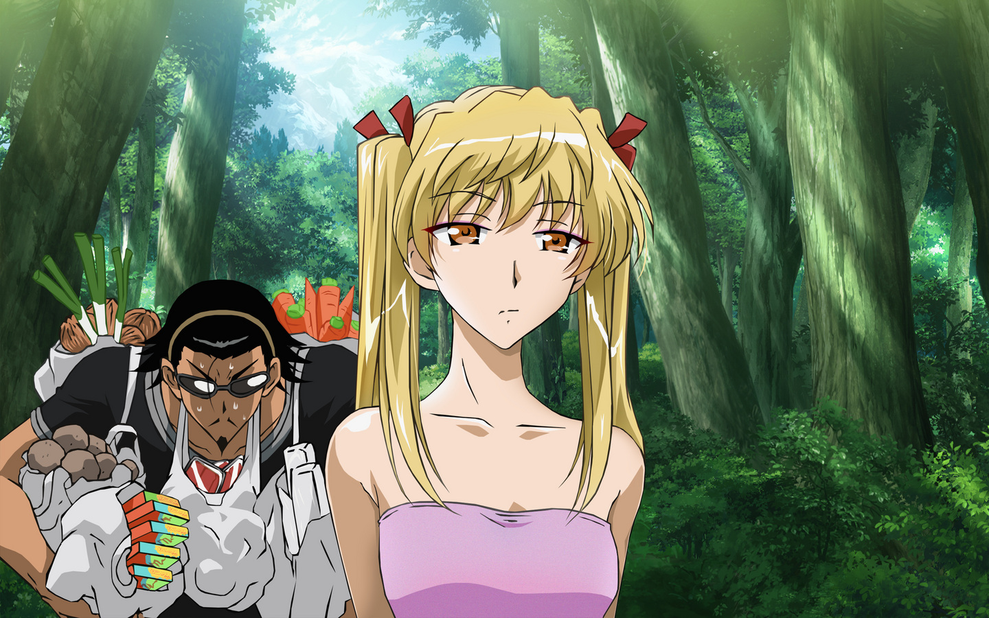School Rumble Anime Wallpaper # 6
