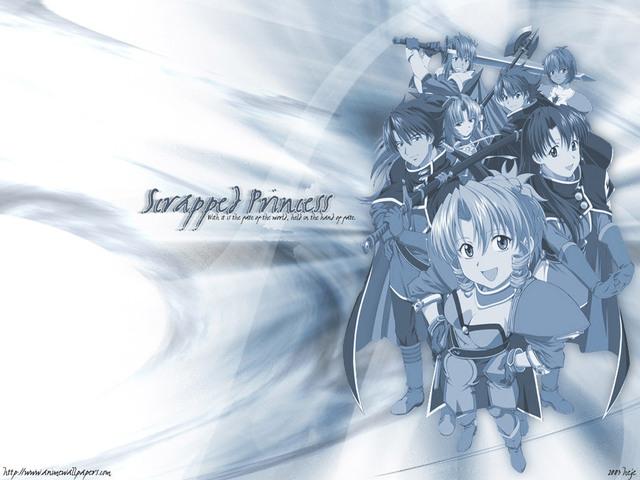 Scrapped Princess Anime Wallpaper #1