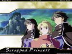 Scrapped Princess Anime Wallpaper # 2