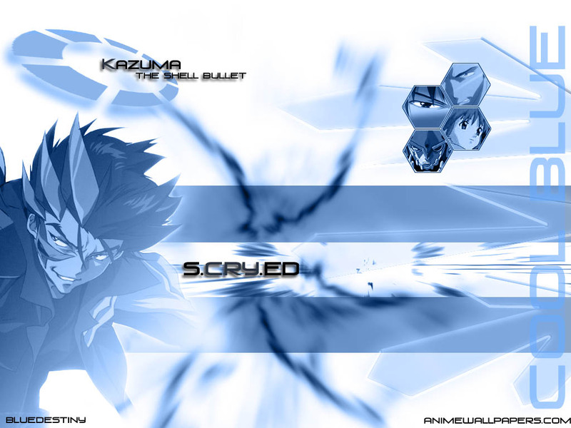 Scryed Anime Wallpaper # 4