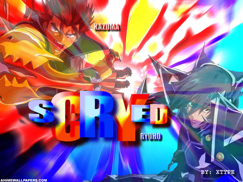 Scryed Anime Wallpaper # 6