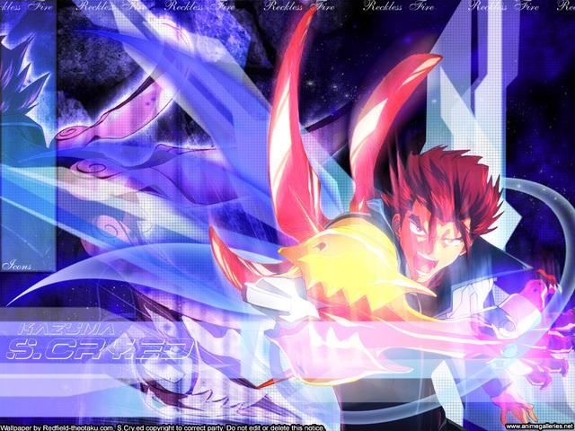 Scryed Anime Wallpaper #8