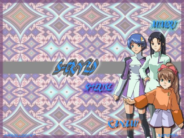 Scryed Anime Wallpaper #9