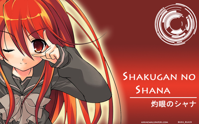 Shakugan no Shana Anime Wallpaper #1
