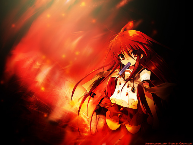 Shakugan no Shana Anime Wallpaper #2