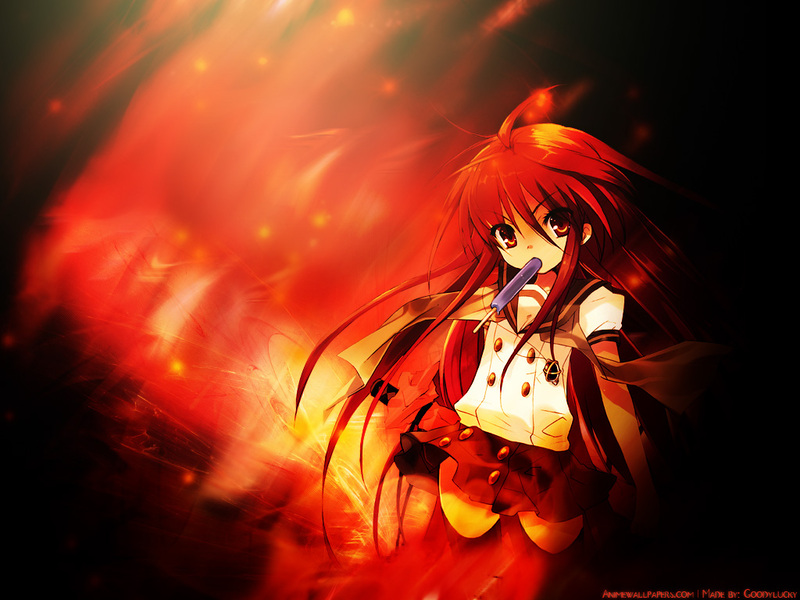 Shakugan no Shana Anime Wallpaper # 2