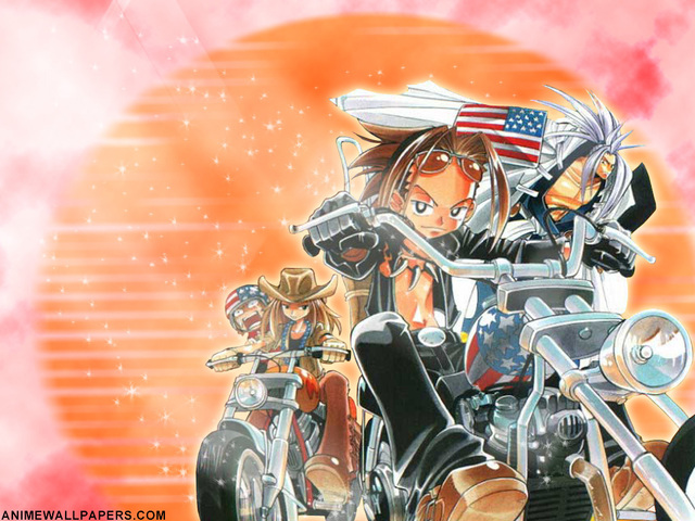 Shaman King Anime Wallpaper #2