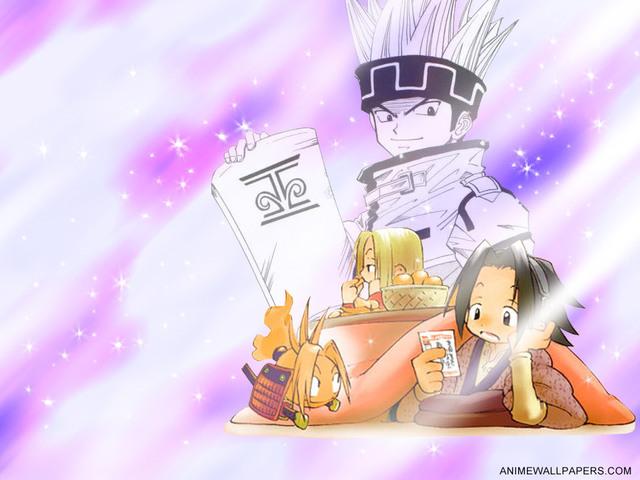 Shaman King Anime Wallpaper #3