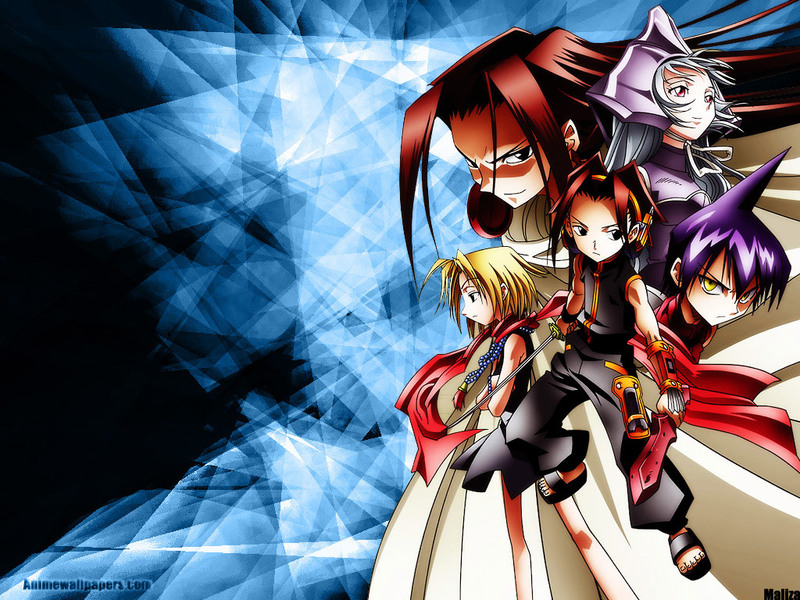 Shaman King Anime Wallpaper # 4