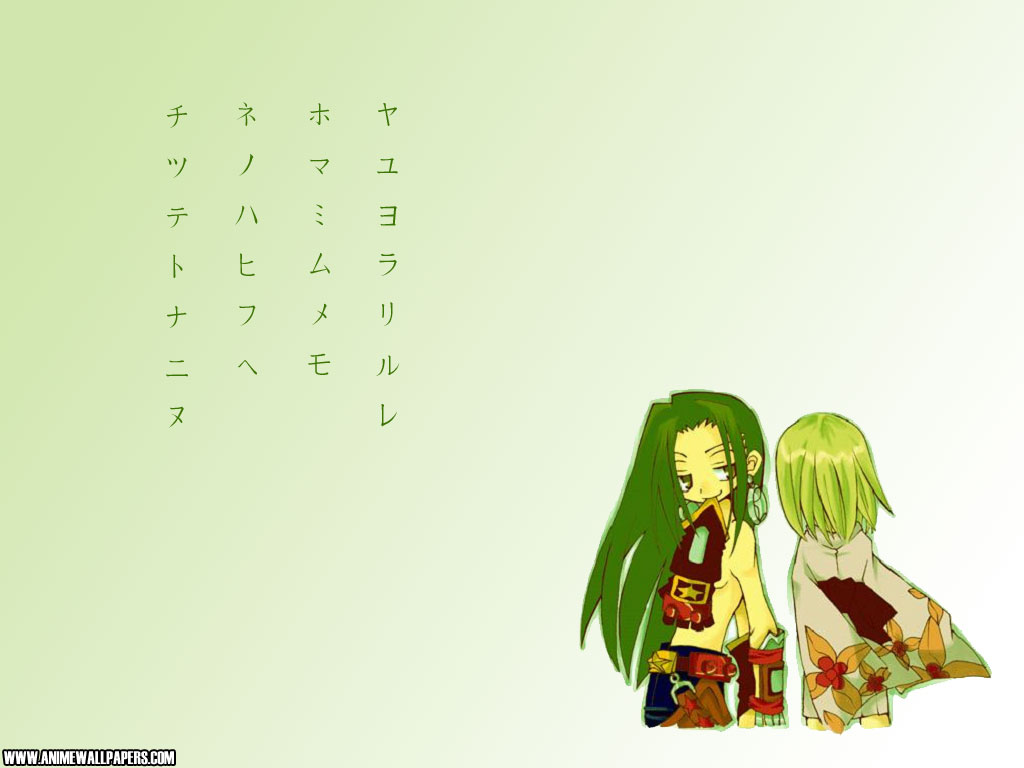 Shaman King Anime Wallpaper # 5