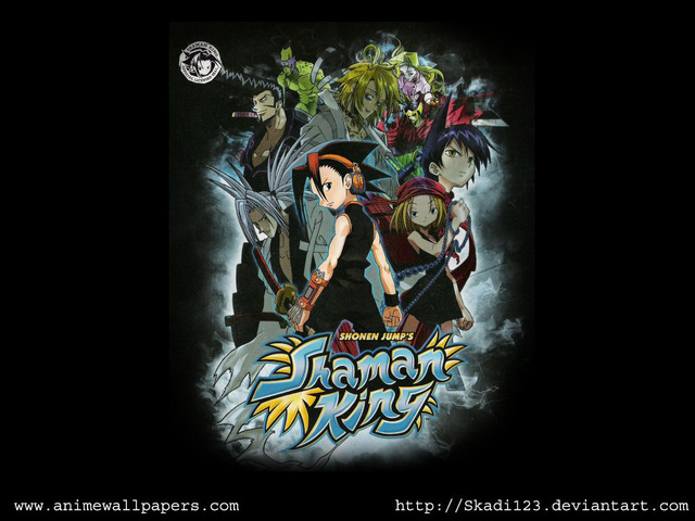 Shaman King Anime Wallpaper #8
