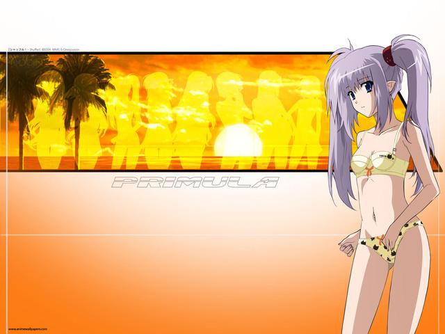 Shuffle! Anime Wallpaper #16