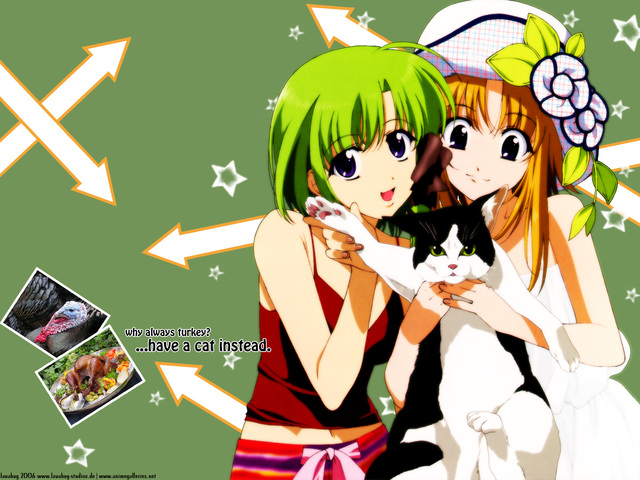 Shuffle! Anime Wallpaper #5