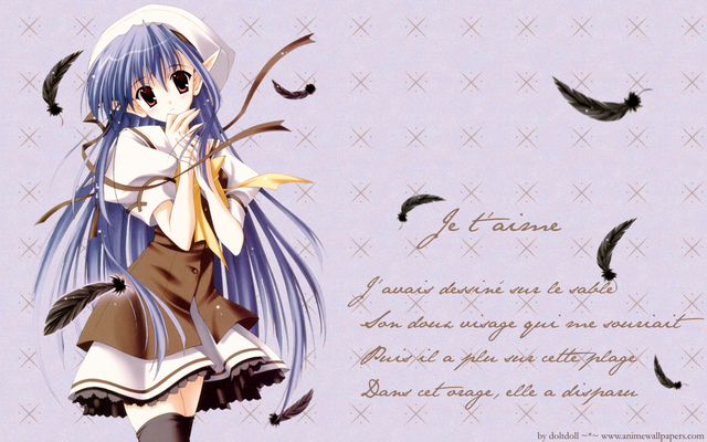 Shuffle! Anime Wallpaper #8