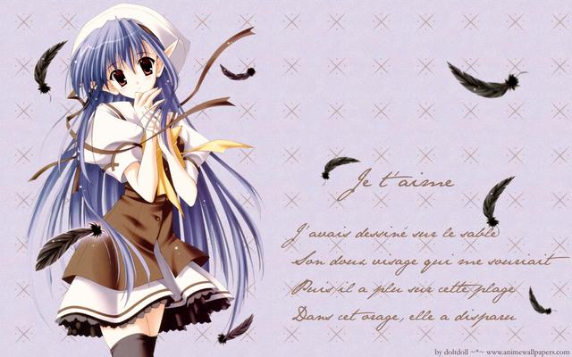 Shuffle! Anime Wallpaper #8