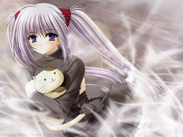Shuffle! Anime Wallpaper #9