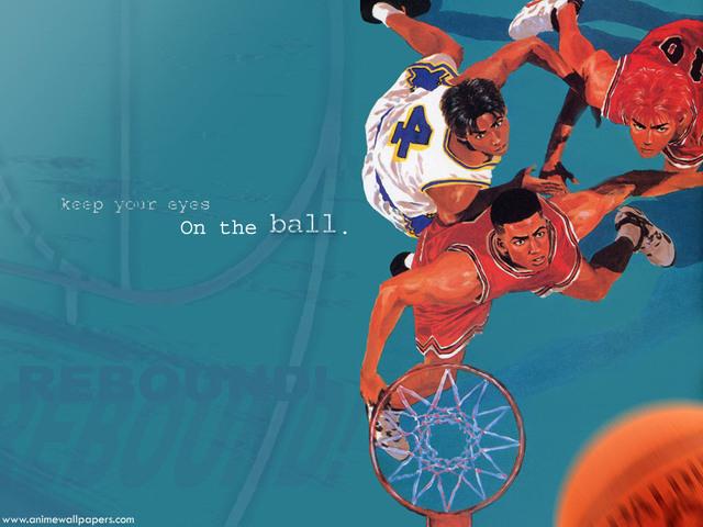 Slam Dunk Anime Wallpaper #1