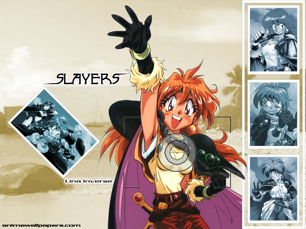 Slayers Anime Wallpaper # 20