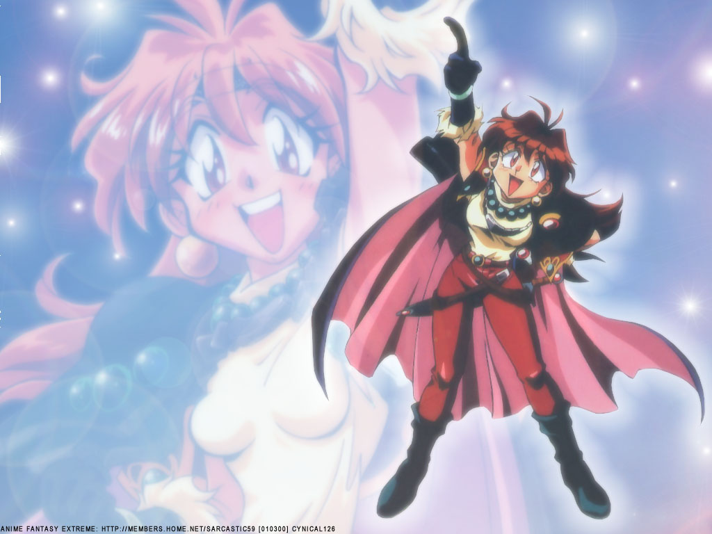 Slayers Anime Wallpaper # 26