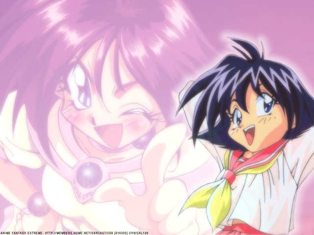 Slayers Anime Wallpaper #28