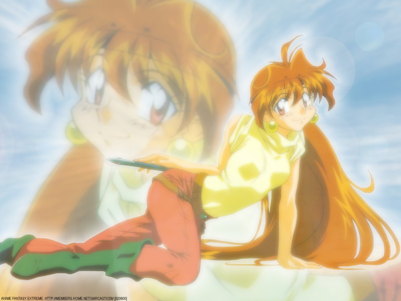 Slayers Anime Wallpaper # 4